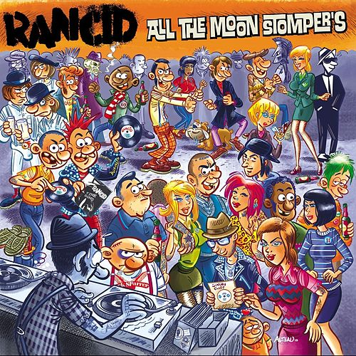 All The Moon Stompers de Rancid