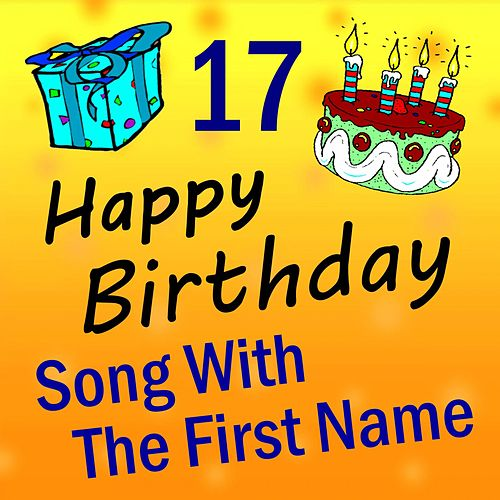 Song with the First Name, Vol. 17 de Happy Birthday