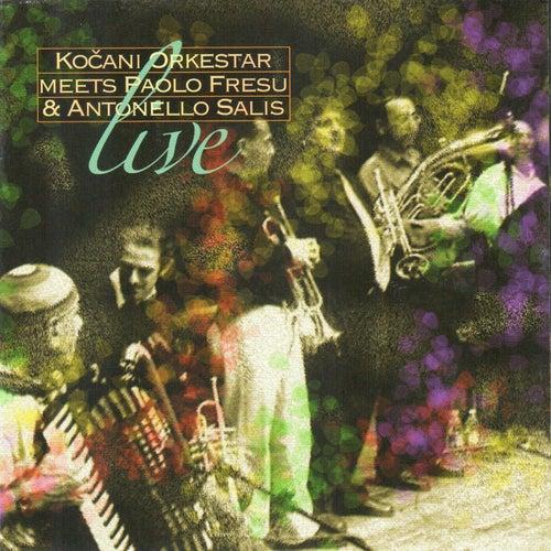 Live de Kocani Orkestar