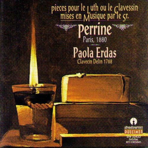 Perrine, Paris 1680 de Paola Erdas