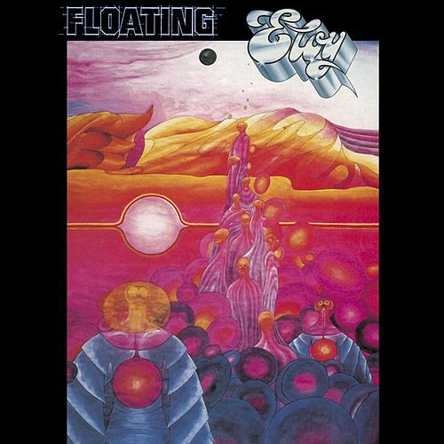 Floating (Remastered Album) de Eloy