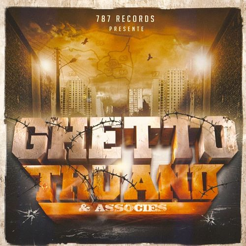 Ghetto Truand & Associés de Various Artists