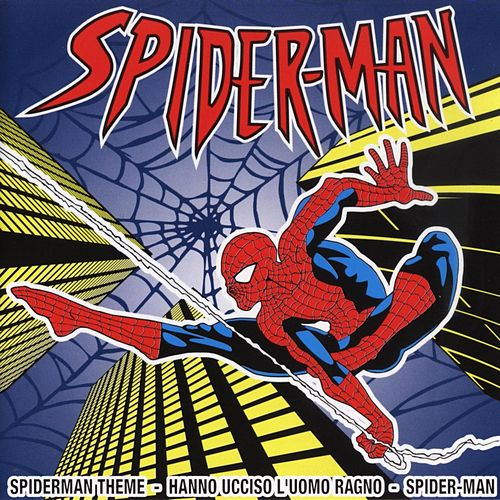 Spider-Man by Daria Toffali