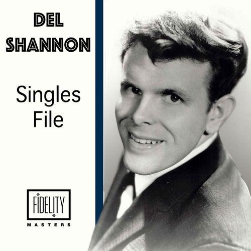 Singles File by Del Shannon