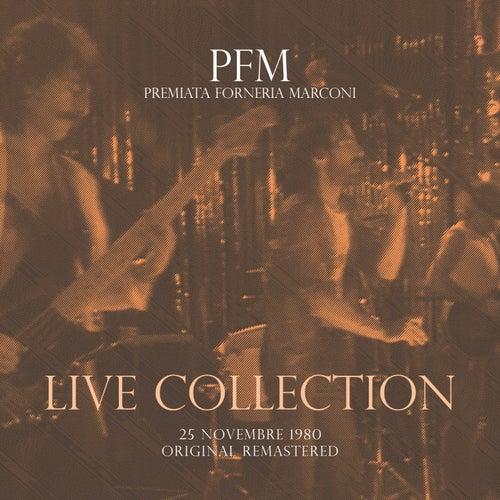 Concerto Live @ Rsi (25 Novembre 1980) von Premiata Forneria Marconi