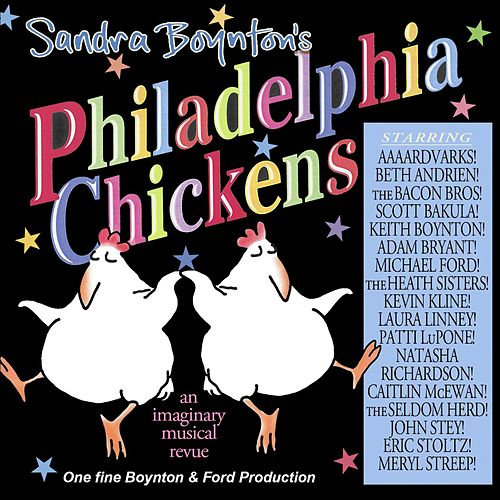 Sandra Boynton's Philadelphia Chickens de Various Artists