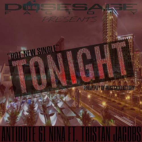 Tonight (feat. Tristan Jacobs) - Single von Antidote 61 Nina