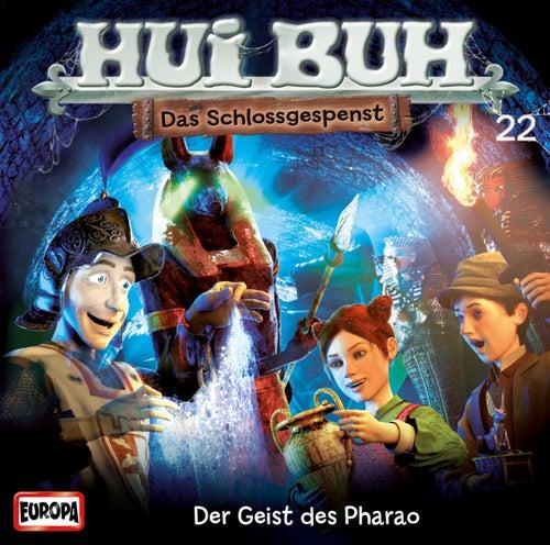 22/Der Geist des Pharao by HUI BUH neue Welt