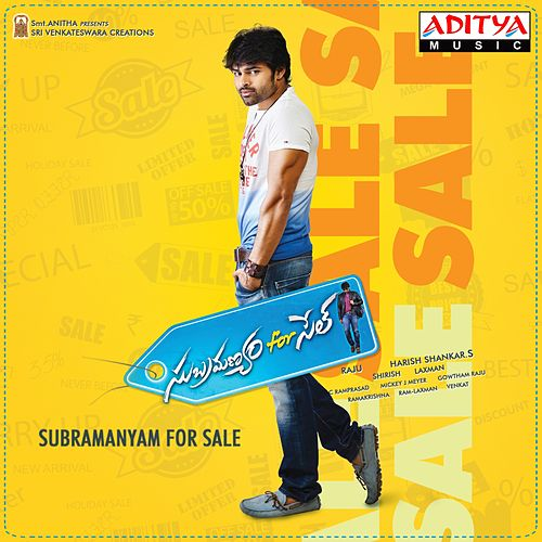 Subramanyam for Sale (Original Motion Picture Soundtrack) by Various Artists