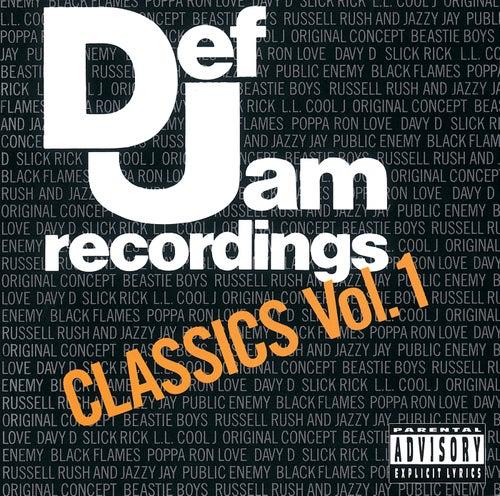 Def Jam Classics, Vol 1 by Various Artists