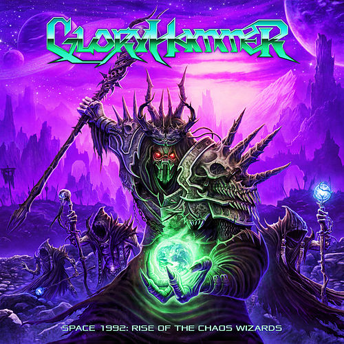 Space 1992: Rise Of The Chaos Wizards (Deluxe Version) von Gloryhammer
