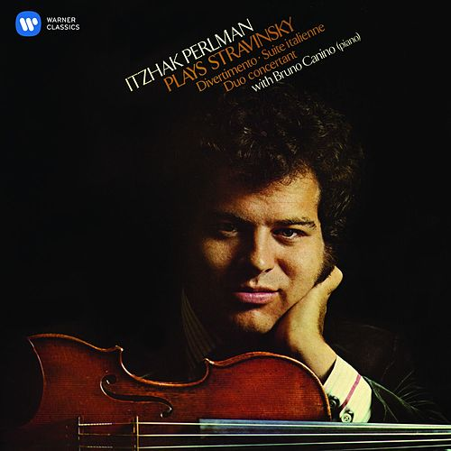 Stravinsky: Divertimento, Suite Italienne & Duo Concertant de Itzhak Perlman