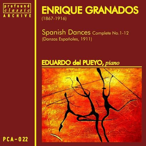 Granados: Spanish Dances (Danzas Españolas) von Eduardo del Pueyo
