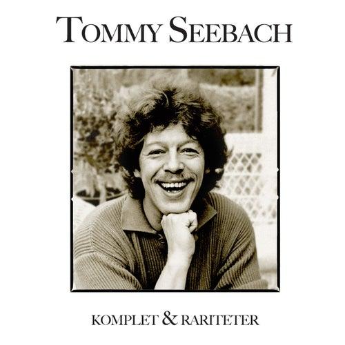TOMMY  Komplet & Rariteter fra Tommy Seebach