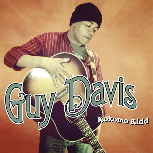 Kokomo Kidd by Guy Davis
