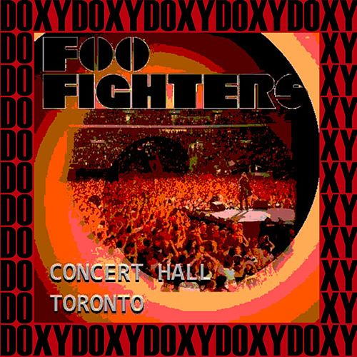 Concert Hall, Toronto, Canada, April 3rd, 1996 (Doxy Collection, Remastered, Live on Fm Broadcasting) di Foo Fighters