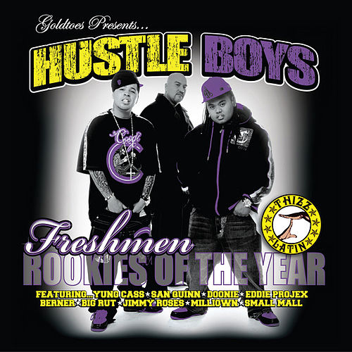 Freshman Rookies Of The Year by Hustle Boys