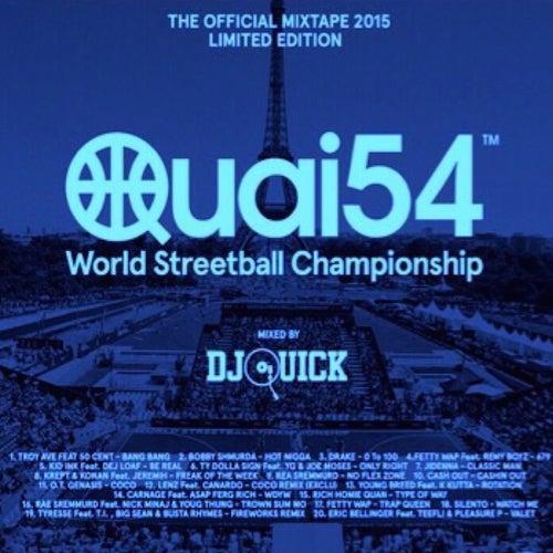 Quai 54 Edition 2015 (Mixtape) de DJ Quick