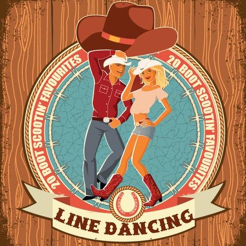 Line Dancing: 20 Boot Scootin' Favourites de Various Artists