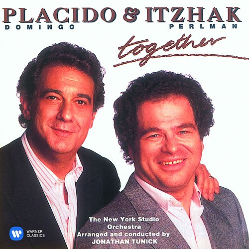 Perlman & Domingo - Together de Itzhak Perlman