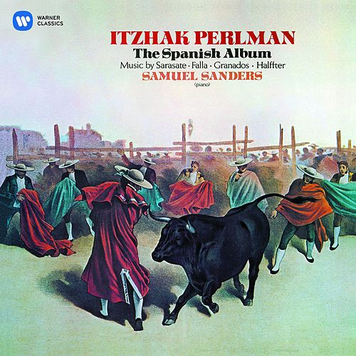 The Spanish Album de Itzhak Perlman