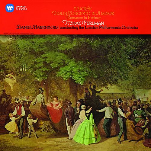 Dvorák: Violin Concerto de Itzhak Perlman
