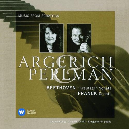 Beethoven: Violin Sonata No. 9, 'Kreutzer' - Franck: Violin Sonata von Itzhak Perlman