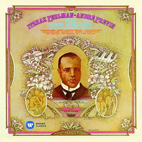 The Easy Winners & Other Rag-Time Music of Scott Joplin de Itzhak Perlman