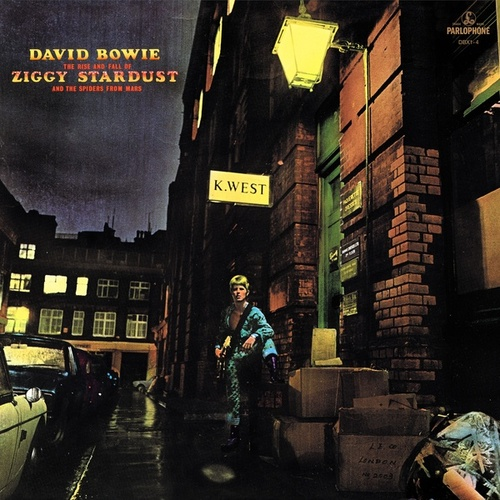 The Rise and Fall of Ziggy Stardust and the Spiders from Mars (2012 Remaster) by David Bowie