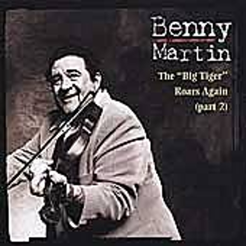 The Big Tiger Roars Again Pt. 2 by Benny Martin
