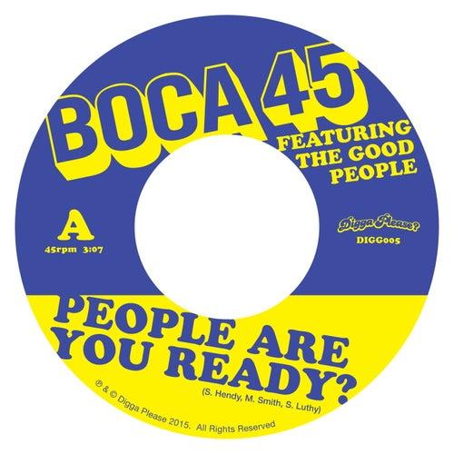 People Are You Ready? di Boca45