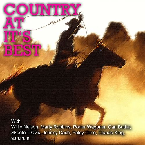 Country at It's Best de Various Artists