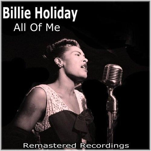 All Of Me de Billie Holiday