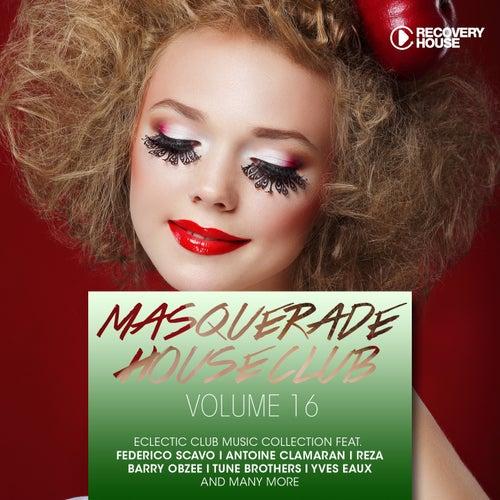 Masquerade House Club, Vol. 16 de Various Artists