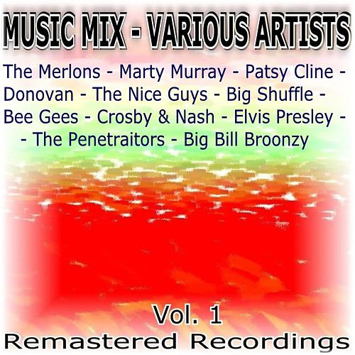 Music Mix, Vol. 1 de Various Artists