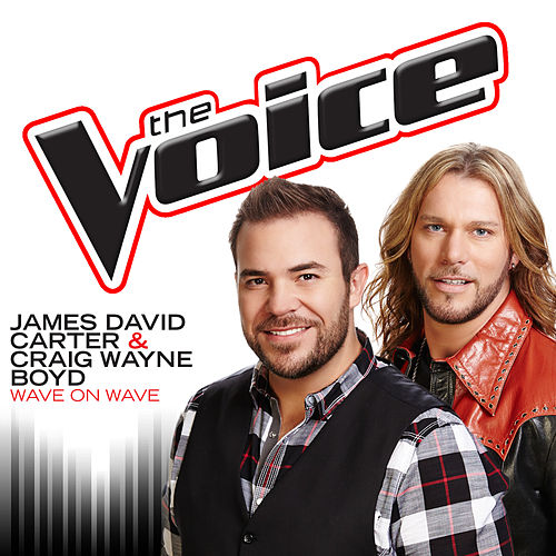 Wave On Wave (The Voice Performance) von Craig Wayne Boyd