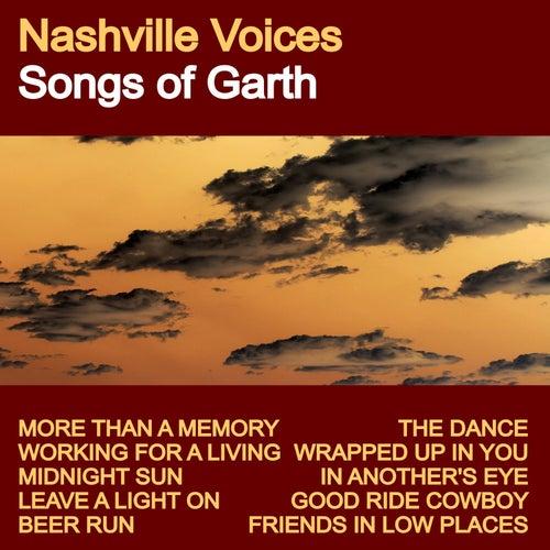 Songs of Garth de The Nashville Voices