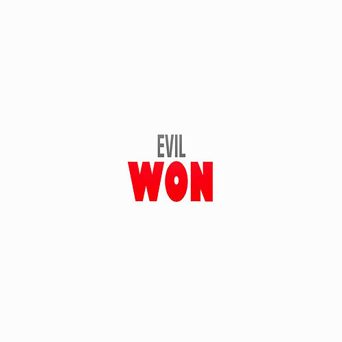 Evil Won by Pepaseed