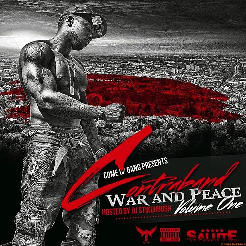 Contraband War and Peace, Vol. 1 by Salute