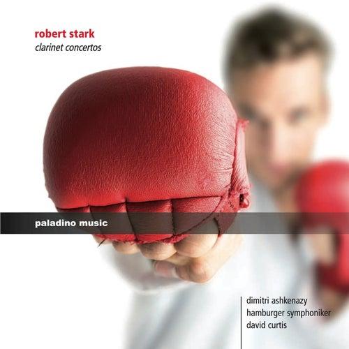 Robert Stark: Clarinet Concertos de Dimitri Ashkenazy