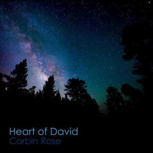 Heart of David by Corbin Rose