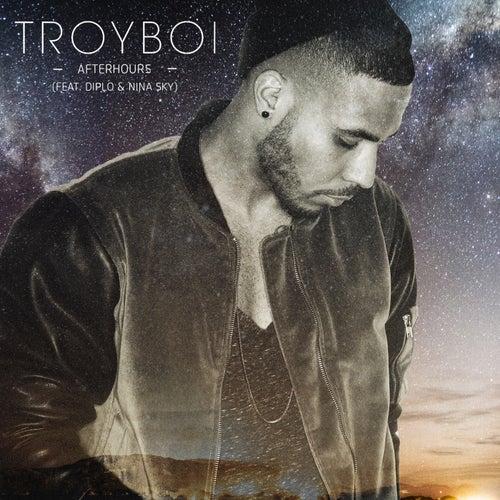 Afterhours feat. Diplo & Nina Sky de TroyBoi