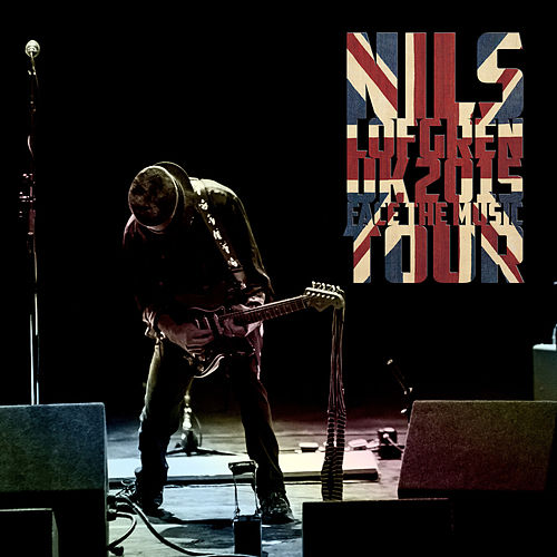 UK2015 Face The Music Tour de Nils Lofgren