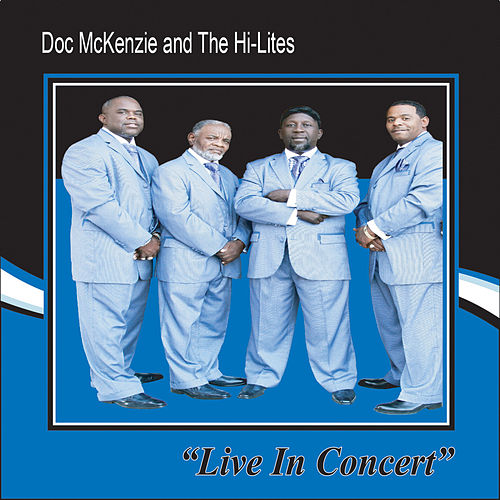 Live In Concert by Doc McKenzie