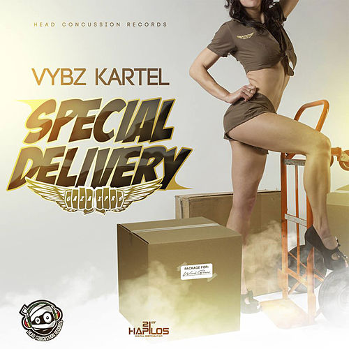 Special Delivery - Single by VYBZ Kartel