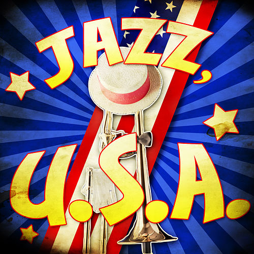 Jazz, U.S.A. (Swing Classic Big Band Lounge & Easy Listening) by Various Artists