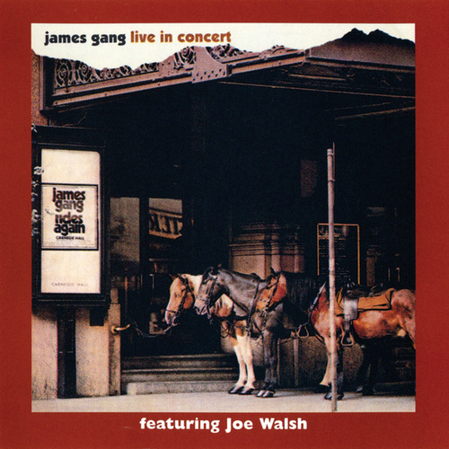 Live In Concert by James Gang