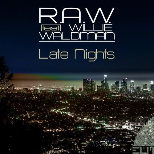 Late Nights de R.A.W.