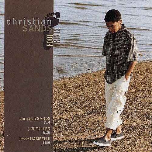 Foot Prints von Christian Sands