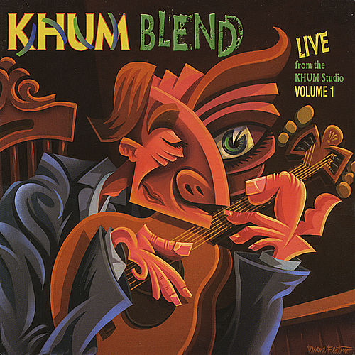 Khum Blend Vol. I de Various Artists
